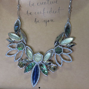 Chloe and Isabel Meridian Statement Necklace
